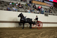 Percheron Men's Cart